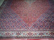 EXCELLENT HAND MADE ORYENTAL RUG, WOOL RUG, 10'X 6'10""