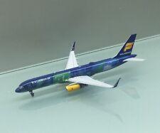 NG model 1/400 Icelandair Boeing 757-200 TF-FIU Hekla Aurora metal miniature