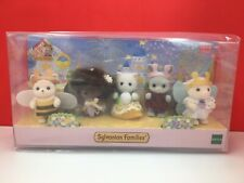Sylvanian Families 35th Anniversary BABY Doll mascot Limited Japan flowergarden