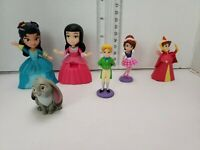 Disney Sophia Sofia the First Princess Mini Dolls Figure Toys - lot mix