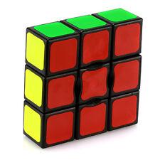 YONGJUN 1 x 3 x 3 Black Magic Cube Smooth Twist Puzzle Flexible Play
