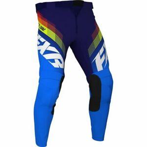 FXR Racing F21 Clutch MX Men's Lightweight Breathable Motocross Gear Pant