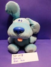 Viacom Blues Clues Blue 2008 beanbag plush(310-833)