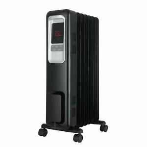 NEW!! PELONIS 1,500-Watt Digital Oil-Filled Radiant Portable Space Heater