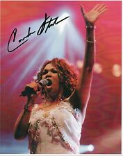 CANDI STATON Signed 10x8 Photo SOUL Legend YOU GOT THE LOVE COA