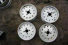 """JDM SSR MK1 speed star racing mk-1 Austin mini clubman cooper 12"""" wheels rims"""