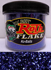 Lil Daddy Roth Metal Flake Ko Balls Purple 2oz Jar Hot Rod Custom