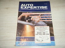 REVUE TECHNIQUE AUTO EXPERTISE N°137 BMW SERIE 3 01/83>