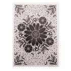 Sun Flower Embossing Folders Plastic Stencils Die Cutting Scrapbooking Craft DIY
