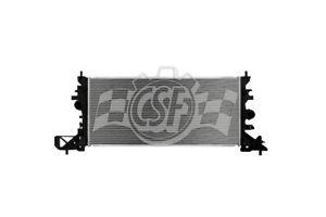 Radiator CSF 3865 fits 16-19 Chevrolet Cruze
