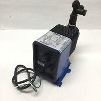Pulsafeeder LE13SA-PTSD-P18 PULSAtron Electronic Metering Pump 150psi, 1.8LPH