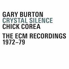 Chick Corea, Chick Corea & Gary Burton - Crystal Silence [New CD] Reissue