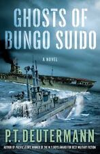 Ghosts of Bungo Suido by Deutermann, P. T.-ExLibrary