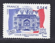 FRANCE AUTOADHESIF N°  117 ( 4028A ) ** MNH, Cour des Comptes, TB