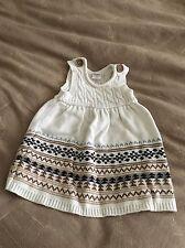 Baby gap infant knit dress size 3-6mo