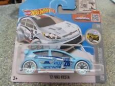 Coches, camiones y furgonetas de automodelismo y aeromodelismo Fiesta color principal azul Ford
