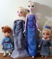 Disney Princess Doll Lot