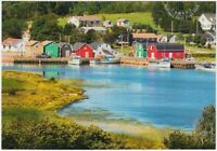 2020 = FRENCH RIVER, P.E.I. = FROM FAR AND WIDE = POSTCARD = Canada