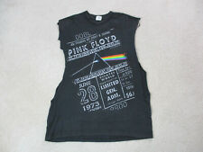 Pink Floyd Concert Shirt Adult Large Rock Band Music Tour Sleeveless Mens *