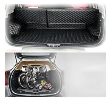 Cargo Trunk Boot Liner Mats Carpet Full Cover For Mitsubishi OUTLANDER 2006-2011