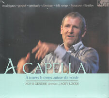 A Capella by Novo Genere (CD, K 617) Madrigals/Spiritual/Classic/Beatles/Sealed!