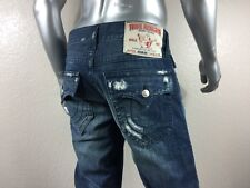 NWT $298 AUTH TRUE RELIGION ADAM BIG T Men`s Jeans Sz 32 x 34.5