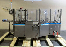 Scandia Packaging Cartoner, MDL ALIM - PHARMACEUTICAL CARTONER PACKAGING MACHINE