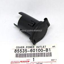 NEW OEM TOYOTA Scion tC FJ Cruiser POWER OUTLET SOCKET CAP COVER 85535-60100-B1