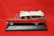 Cadillac Miller - Meteor + Atlas Ambulance Collection 1:43 +