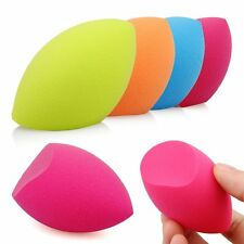 2Pcs Latex Free Makeup Foundation Sponge Blender Puff Flawless Powder Beauty Set