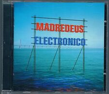 MADREDEUS ELECTRONICO CD F.C.  COME NUOVO!!!