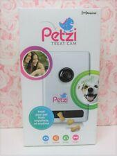 Petzi Treat Cam Wifi Pet Camera Treat Dispenser Watch Your Pet When You Are Gone