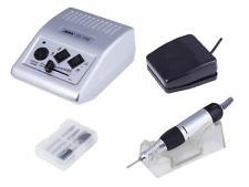 JSDA Nagelfräser Nail Drill JD 500 35W Nagelschleifer Set Schleifgerät Silver