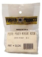 Forster Products - Pistol Powder Measure Rotor - Grain Weight 8.4 # 011241