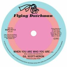 "45Re✦ GIL SCOTT-HERON ✦ ""When You Are Who You Are / Free Will (Alt. Take)"".Hear♫"