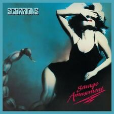 SCORPIONS / SAVAGE AMUSEMENT - 50TH ANNIVERSARY DELUXE EDITION * VINYL LP + CD *