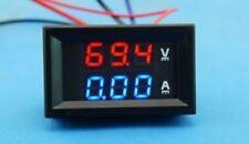 DC 300V 1A/0-999mA Ammeter Voltmeter Digital LED Amp Voltage Current Shunt