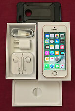 "New Apple iPhone SE -64GB -Rose Gold (Factory Unlocked) 4.0"" 12MP Smartphone"