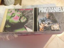 LOTTO:CD PINO DANIELE - che dio ti benedica//un uomo in blues