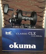Okuma Classic XT CLX-300LXa Linkshand Multirolle
