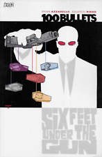 100 Bullets Vol 6: Six Feet Under the Gun by Azzarello & Risso 2003 TPB DC  OOP