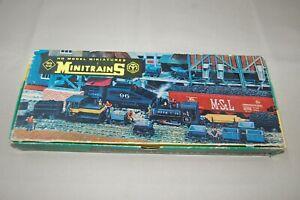Roco Minitrains HOn2 Narrow Gauge Diesel Set AS IS