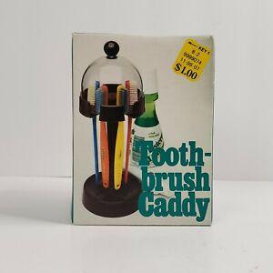Vintage Plastic Bathroom Caddy Toothbrush K-Mart 80s 90s New