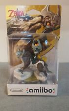 AMIIBO WOLF LINK THE LEGEND OF ZELDA NINTENDO SWITCH PRECINTADO SEALED