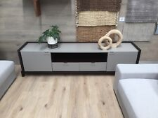 Modani Designer Entertainment TV Unit Low Line Living Room Cinema Quality Item