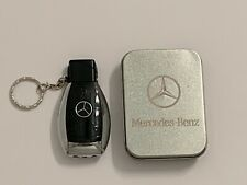 Lighter Mercedes Car Key Style Windproof Lighter Jet Torch Gas Butane Key Chain