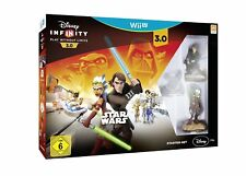 Disney Infinity 3.0 - Star Wars Starter Set - Nintendo Wii U (NEU & OVP!)