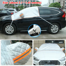 Car Windshield Cover Sun Shade Protector Winter Snow Frost Guard  Sand-proof