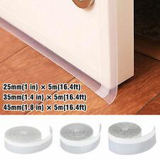 Door Seal Strip Self Adhesive Weather Stripping Bottom Rubber Door Seal Sweep