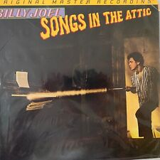 Songs in the Attic by Billy Joel (180 LTD Numbered  Vinyl 2LP), Mobile Fidelity